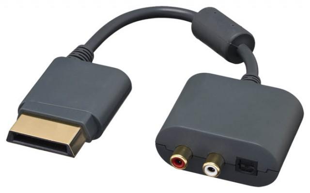 Adaptateur Audio pour Xbox 360® - Packshot