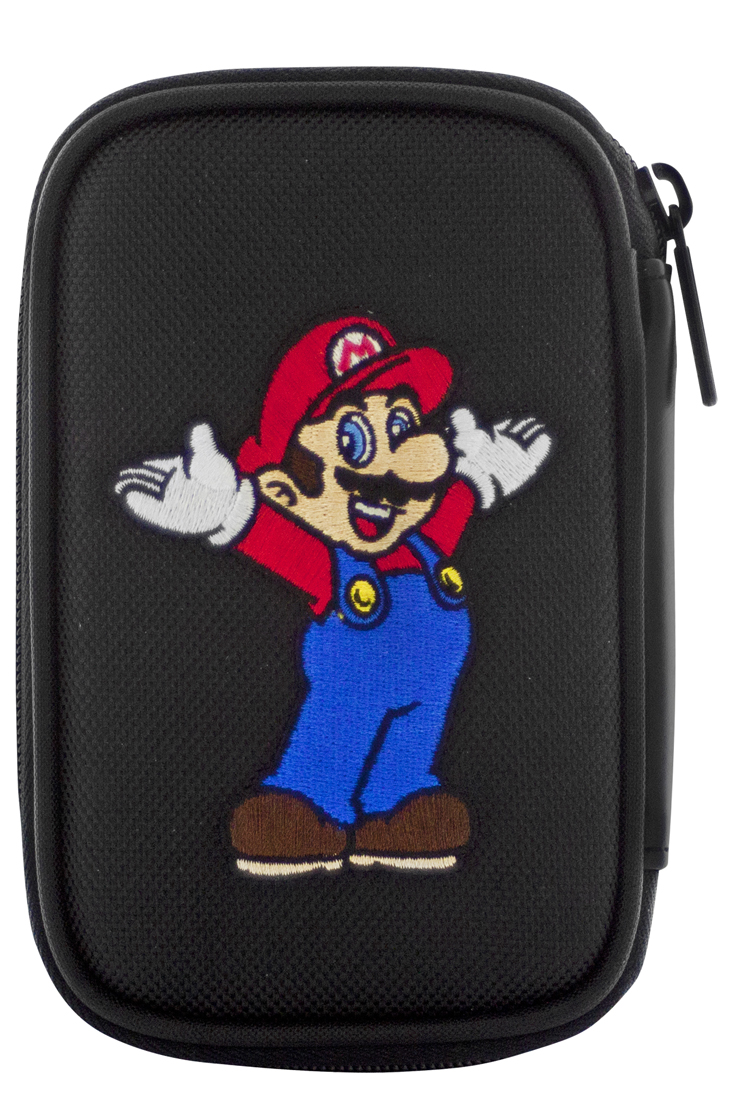 Game Traveller | Pochette officielle pour Nintendo® 3DS - Packshot
