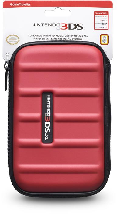 Game Traveller | Pochette de rangement pour console Nintendo 3DS™XL - Visuel