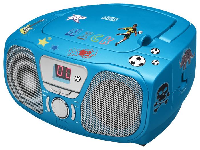 "Boombox CD46 ""Kidzy"" (Iceblue) - Visuel #4"