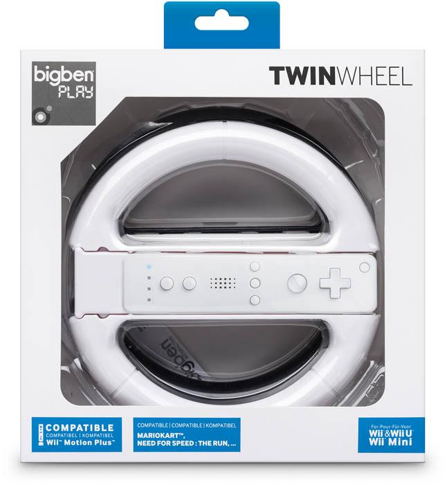 Twin Wheel - Visuel #1