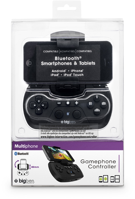 Gamephone Controller – Visuel #1