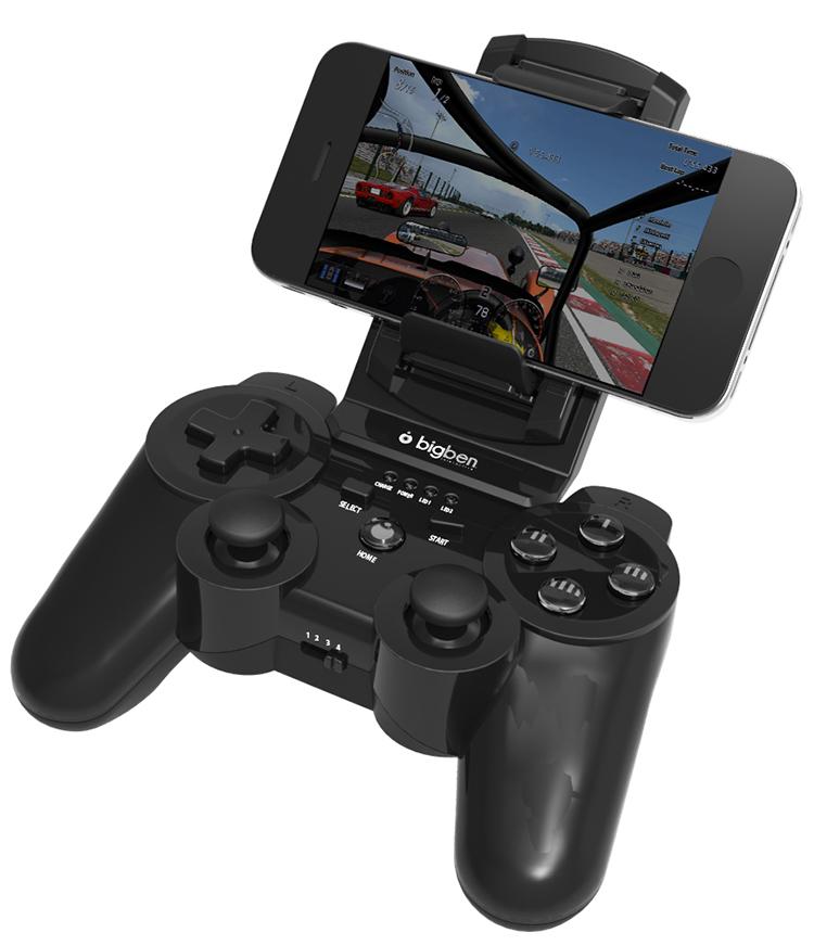 Gamephone Controller Pro | Bigben FR | Sound