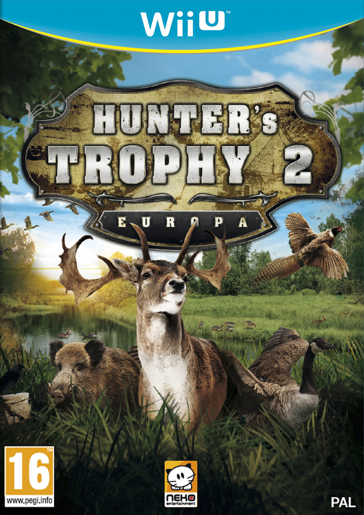 Hunter's Trophy 2 - Europa (+ Fusil) - Visuel