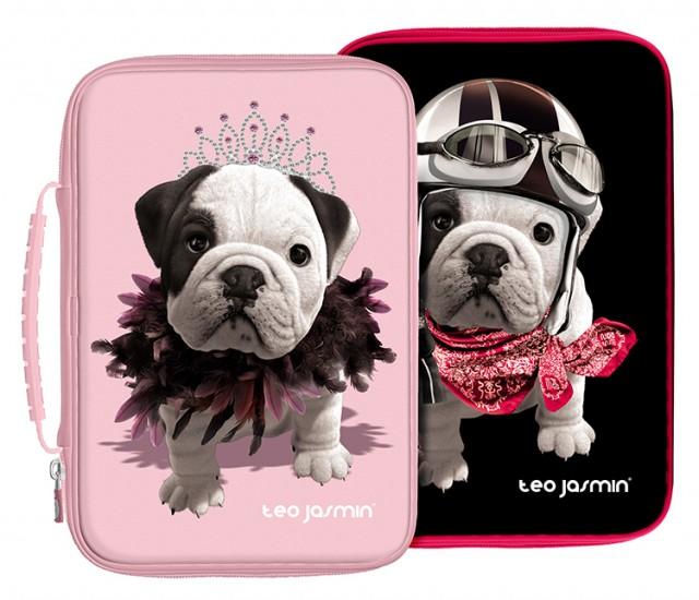 """Pochette Tablet 5"""" & 7"""" Téo Jasmin - Packshot"""