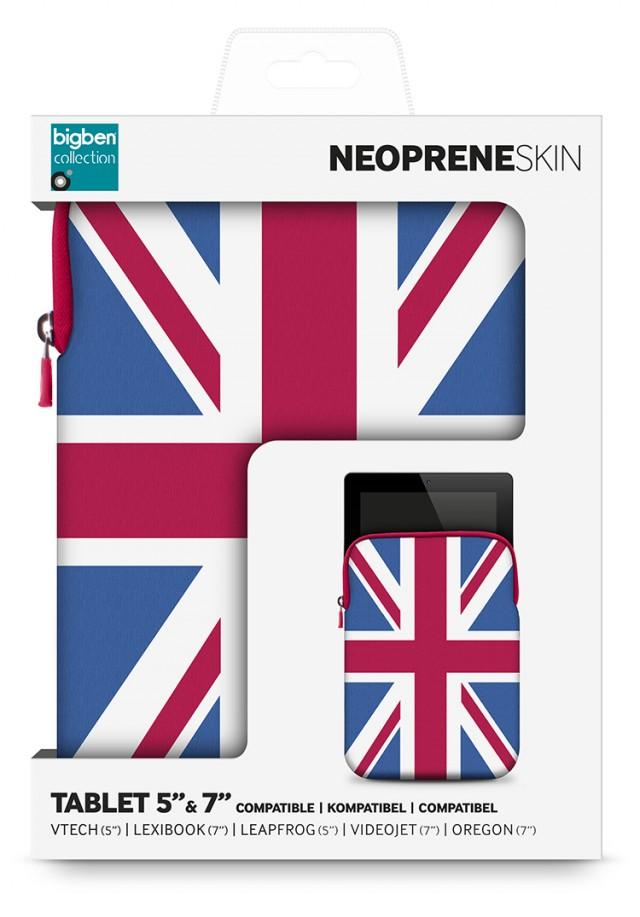 Neoprene Skin | UK Flag – Visuel
