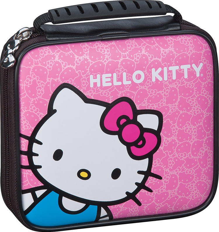 "Sacoche officielle de transport ""Hello Kitty"" - Visuel #4"