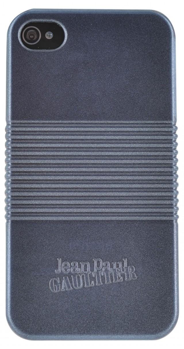 """Jean-Paul Gaultier Coque """"Boîte de conserve"""" (Gris sidéral) - Packshot"""