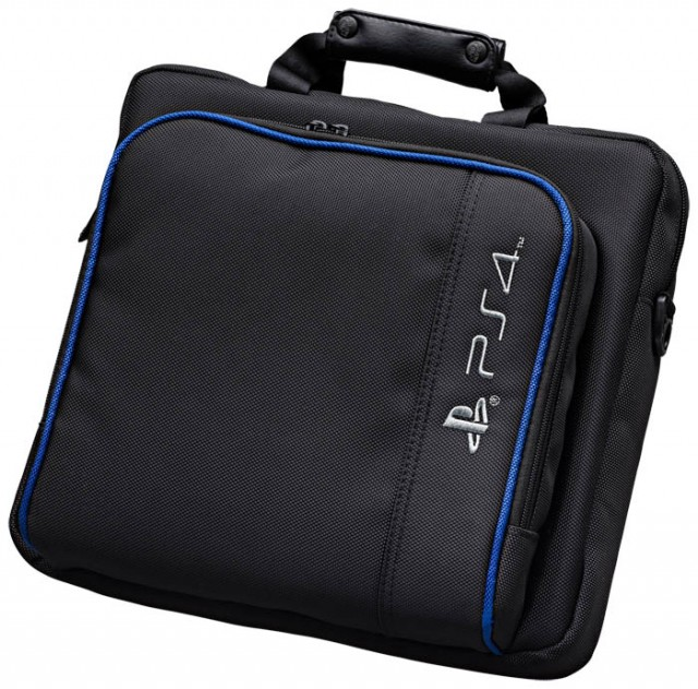 Sac de transport officiel pour PS4™ - Packshot
