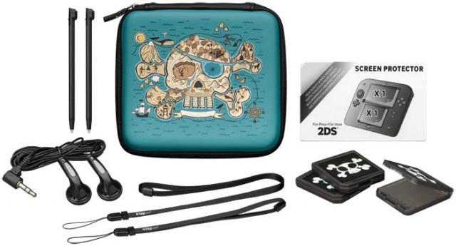 """Pack d'accessoires """"Pirate"""" - Packshot"""