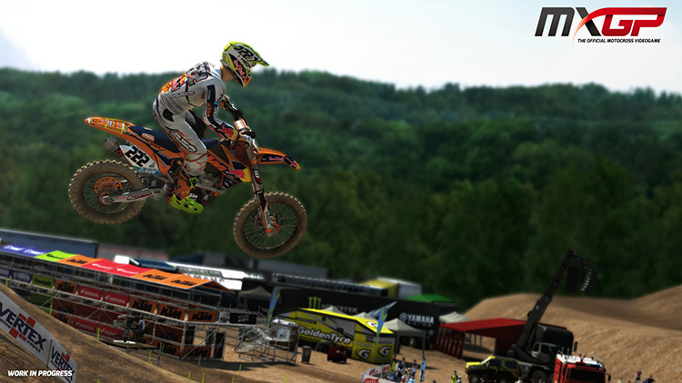 MXGP – Capture d'écran