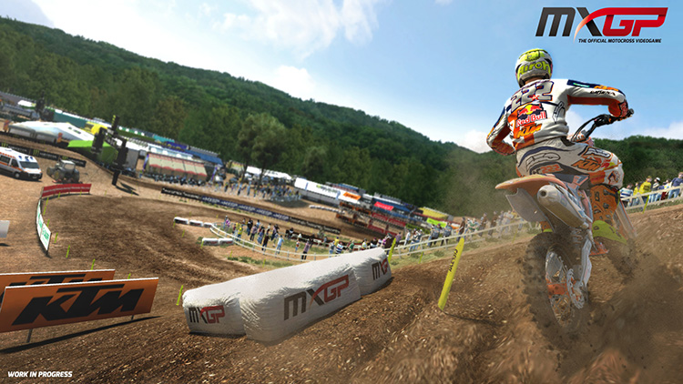 MXGP – Capture d'écran #1