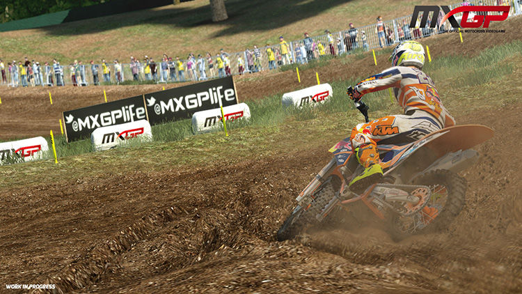 MXGP – Capture d'écran #2