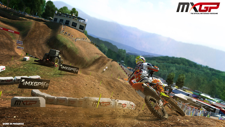 MXGP – Capture d'écran #3