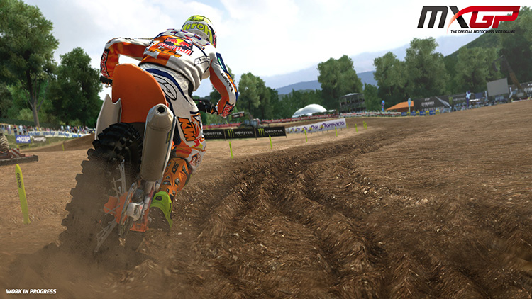 MXGP – Capture d'écran #4