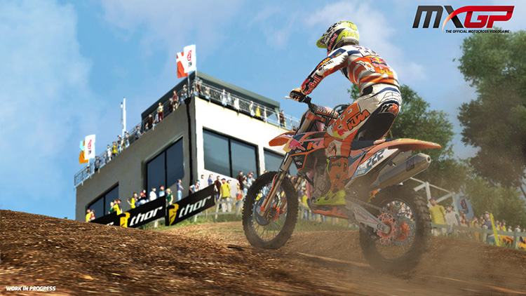 MXGP – Capture d'écran #6