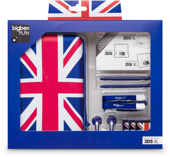 """Pack d'accessoires """"UK Flag"""" - Visuel"""
