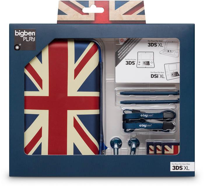 """Pack d'accessoires """"UK Flag"""" - Visuel #1"""