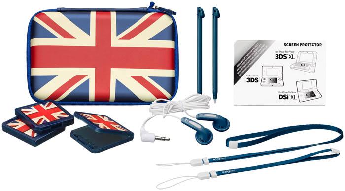 """Pack d'accessoires """"UK Flag"""" - Visuel #2"""