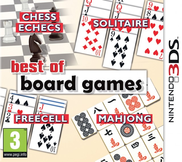 Best of Board Games - Packshot