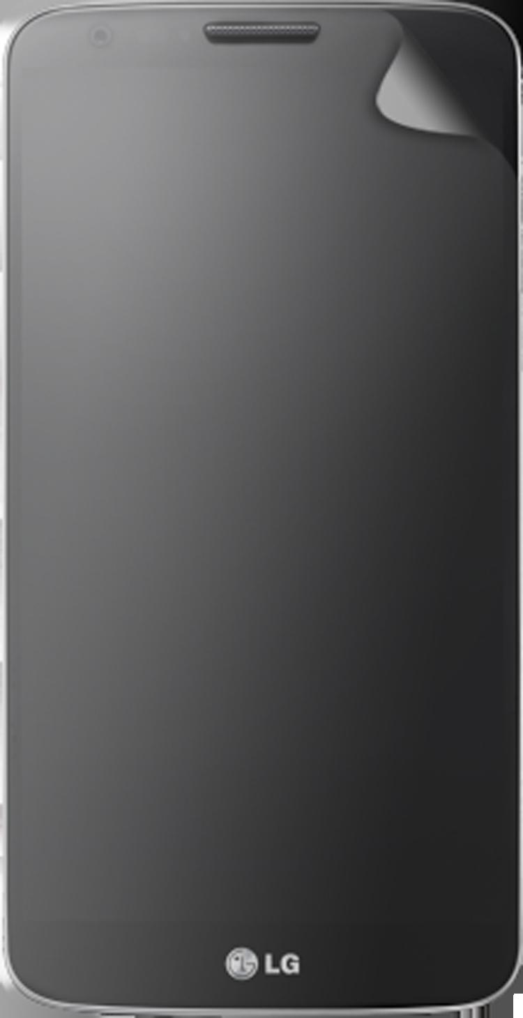 Lot de 2 protège-écrans transparents pour LG G2 - Visuel #1