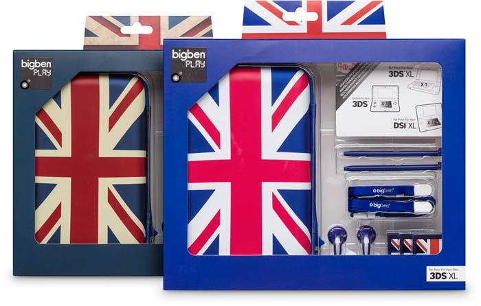 """Pack d'accessoires """"UK Flag"""" - Visuel #3"""