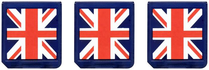 """Pack d'accessoires """"UK Flag"""" - Visuel #5"""