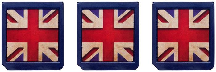 """Pack d'accessoires """"UK Flag"""" - Visuel #12"""