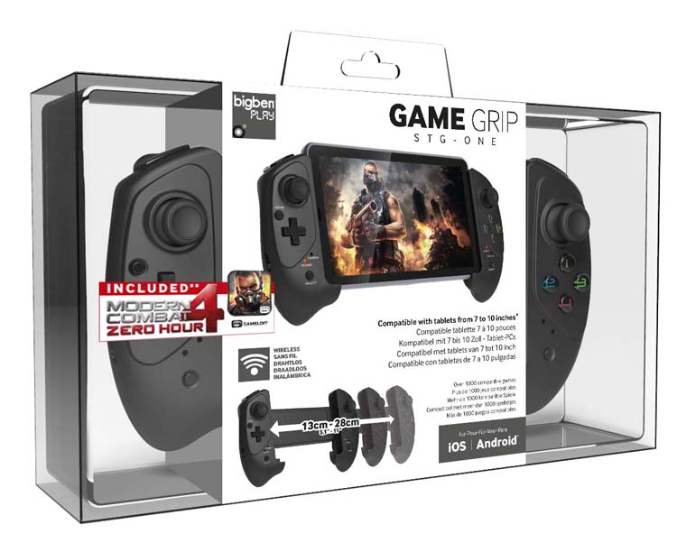 Game Grip STG-ONE - Visuel
