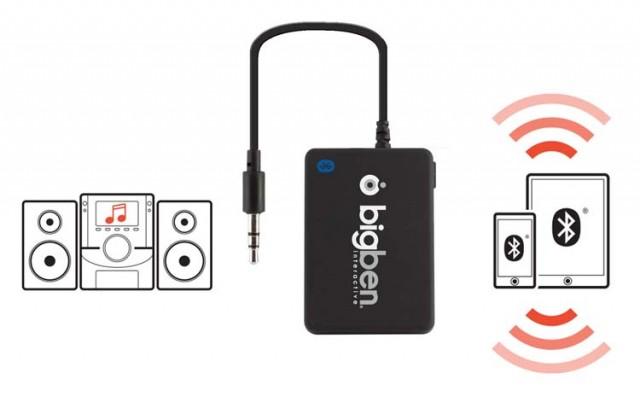 Adaptateur audio Bluetooth - Packshot