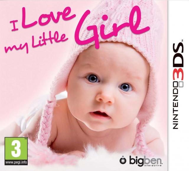 I Love My Little Girl - Packshot