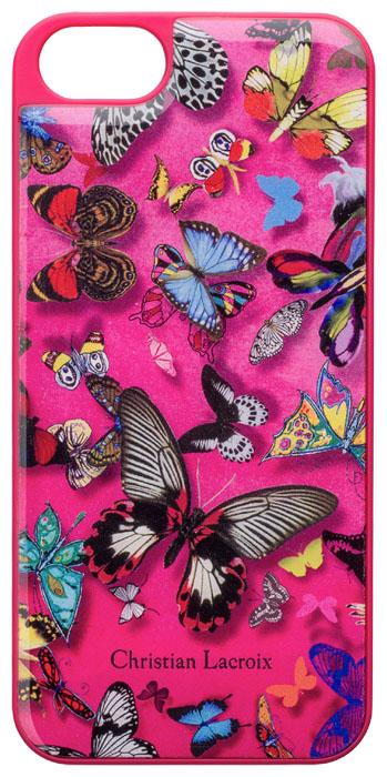 Coque arrière Christian Lacroix « Butterfly Parade » (Grenadine) - Packshot