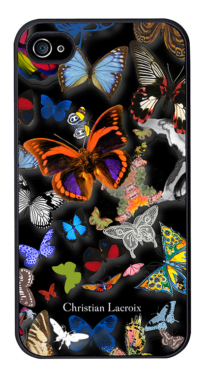 Coque iPhone 4 Christian Lacroix - Packshot