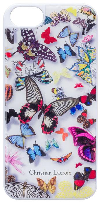 Coque arrière Christian Lacroix « Butterfly Parade » (Opaline) - Packshot