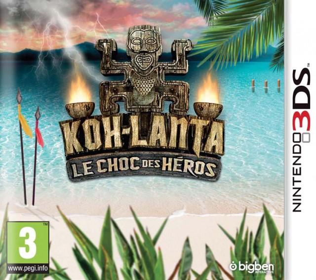 Koh-Lanta - Le Choc des Héros - Packshot