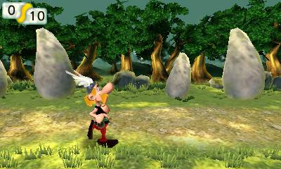 Astérix : le domaine des Dieux – Capture d'écran #2