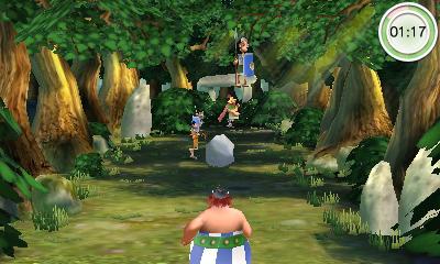 Astérix : le domaine des Dieux – Capture d'écran #3