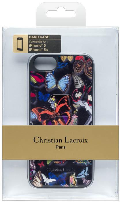 Coque Butterfly Parade de Christian Lacroix pour iPhone 5/5S (Oscuro) - Visuel