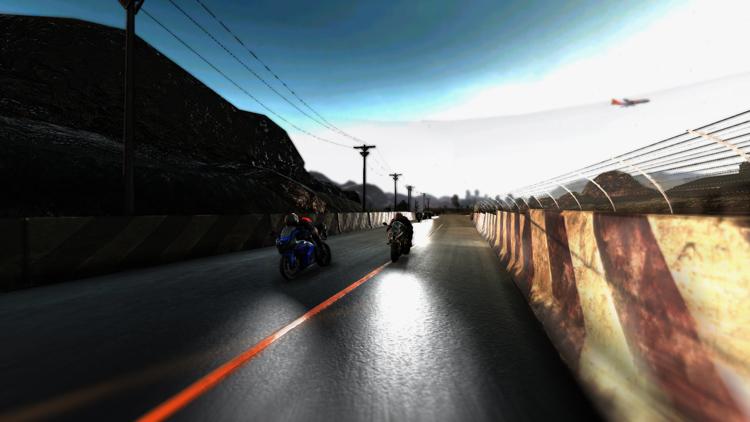 Motorcycle Club - Capture d'écran