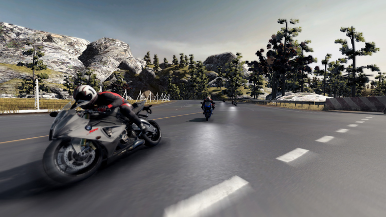 Motorcycle Club - Capture d'écran #2
