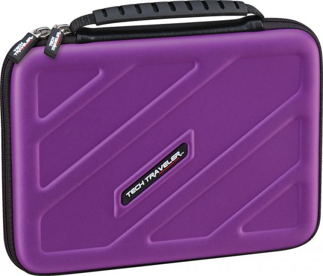 Sacoche de transport pour tablette (Violet) - Packshot