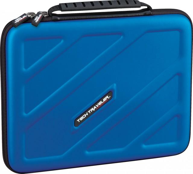 Sacoche de transport pour tablette (Bleu) - Packshot