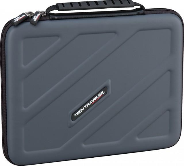 Sacoche de transport pour tablette (Gris) - Packshot