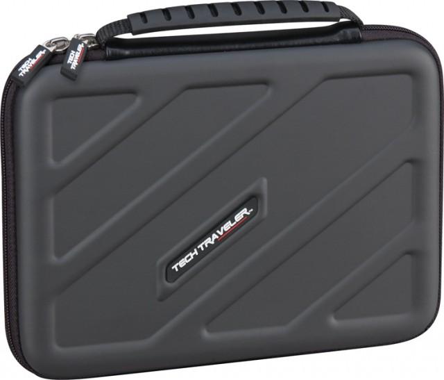 Sacoche de transport pour tablette (Noir) - Packshot