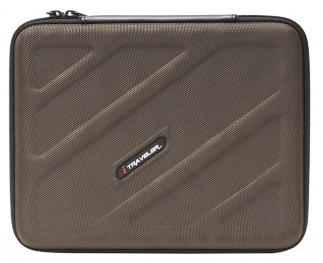 Sacoche de transport pour tablette (Brun) - Packshot