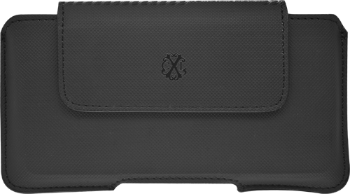"""Etui ceinture Christian Lacroix """"Canvas CXL"""" (Jais) - Packshot"""