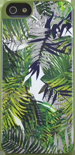 """Coque arrière Christian Lacroix """"Eden Roc"""" (Pin parasol) - Visuel #1"""