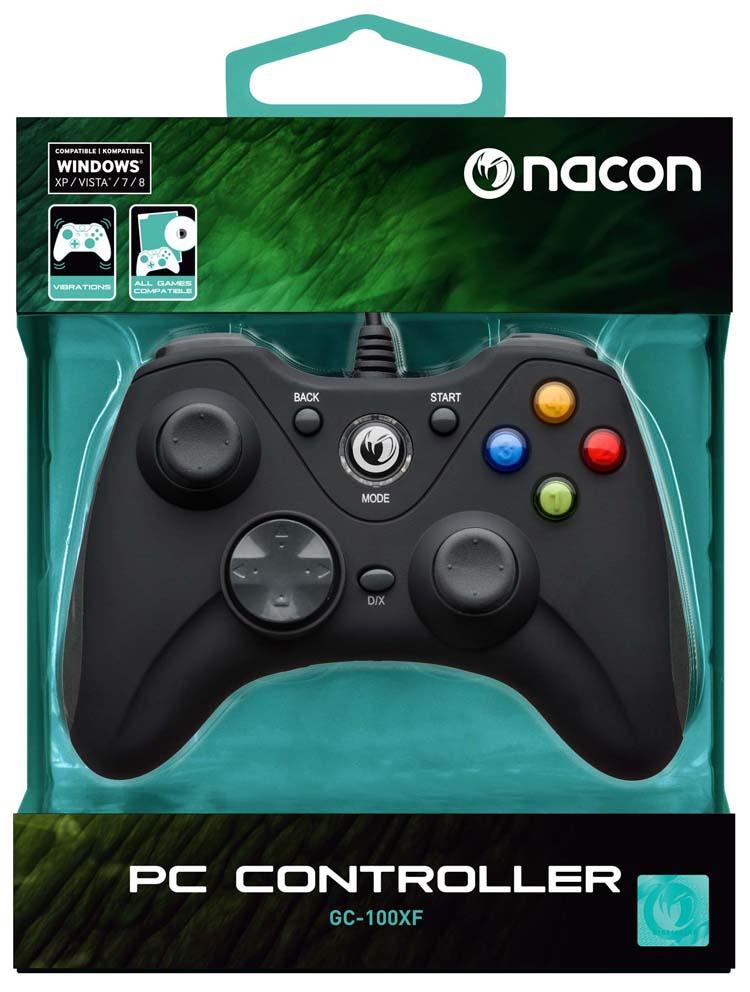 Manette de jeu pour PC NACON - Visuel