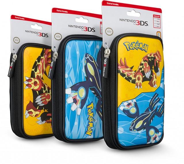 Pochette de rangement officielle Pokémon® - Packshot