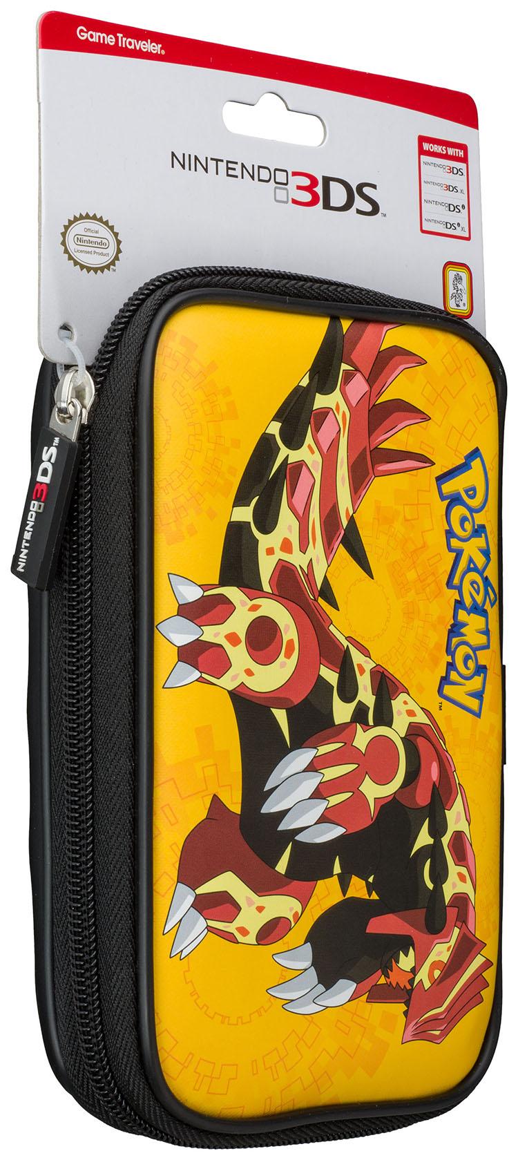 Pochette de rangement officielle Pokémon® - Visuel